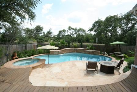 Express Amp Free Form Pools Round Rock Tx Pool Builders