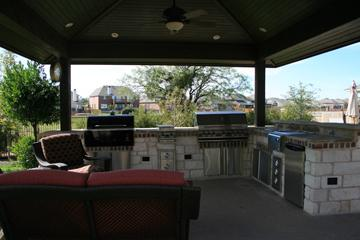 Outdoor BBQ Pits U0026 Patios
