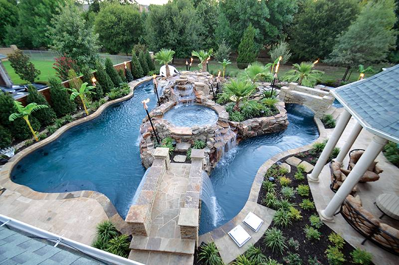 Ever Thought About A Lazy River Pool Builders Round Rock Tx Pool Remodeling Renovations